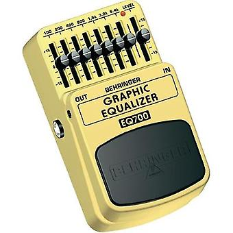 Guitar effect EQ Behringer EQ700