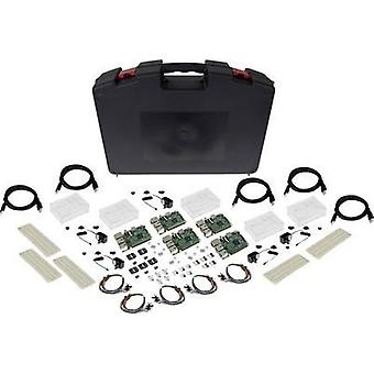 Raspberry Pi® 3 Model B Advanced Kit 1 GB incl. case, incl. PSU