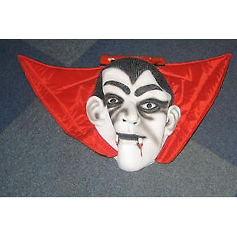 Cladellas  Mask Vampire With Cloak