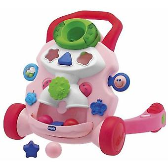 Chicco 2in1 Chicco Lauflernhilfe (Spielzeuge , Vorschul , Babies , Baby-Walker)