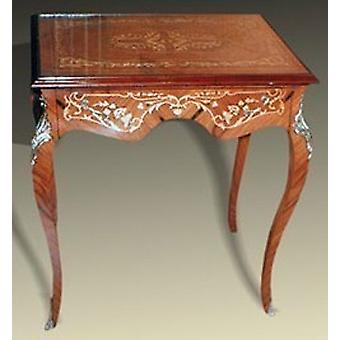baroque table antique style  side table louis pre victorian MoTa0367
