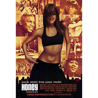 Honig-Film-Plakat-Druck (27 x 40)