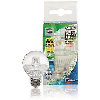Century Led M-Globe Clear De Cerámica (Home , Lighting , Light bulbs and pipes)