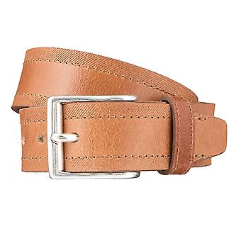 LLOYD Men's belt belts men's belts leather belts men's leather belts beige 3320