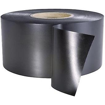 Electrical tape HellermannTyton HelaTape Wrap 25 Black (L x W) 3