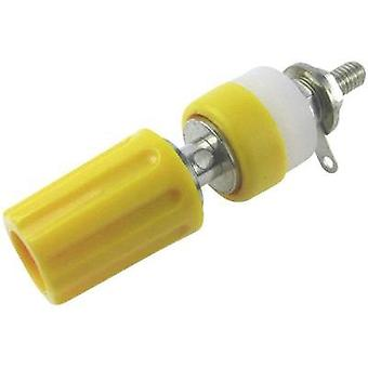 Pole terminal Yellow 15 A Cliff CL1512 1 pc(s)