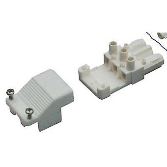 Wieland 93.732.3350.0 Compact Connector White