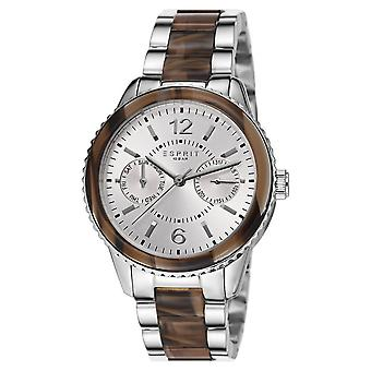 ESPRIT ladies watch bracelet watch Marin tortoise stainless steel ES106742001