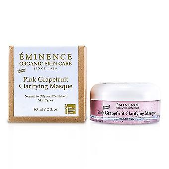 Eminence Pink grapefrugt afklarende Masque (Normal til fedtet hud) 60ml/2 ounce
