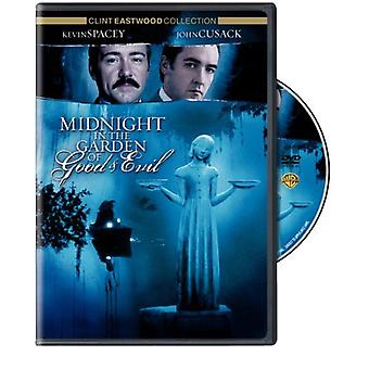 Middernacht in de tuin of goede & Evil [DVD] USA import