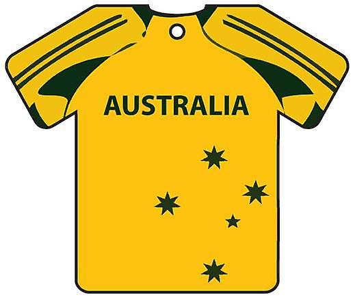 Personalised Australia Cricket Car Air Freshener