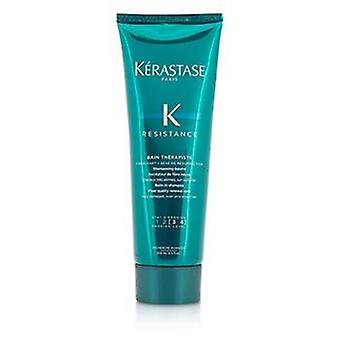Kerastase Resistance Bain Therapiste Balm-in-shampoo Fiber Quality Renewal Care - For Very Damaged Over-processed Hair (new Packaging) - 250ml/8.5oz