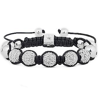 Iced Out Unisex Armband - Disco Ball FIVE