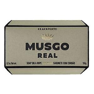 Musgo Real Oak Moss Men's Body Soap on a Rope (190g)