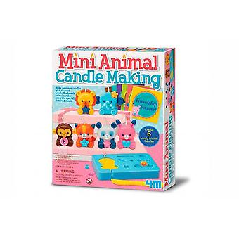 Mini Animal Candle Making Kit