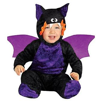 Guirca Child Costume Size 1-2 Years Baby Murcielago (Costumi)