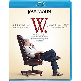 W [BLU-RAY] USA import