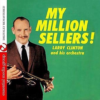Larry Clinton - meine Million Verkäufer! [CD] USA import