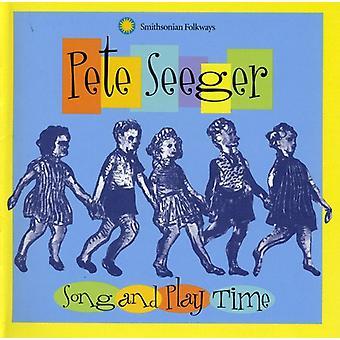Pete Seeger - låt & speltid [CD] USA import