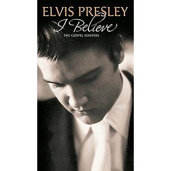 Elvis Presley - I Believe-the Gospel Masters [CD] USA import