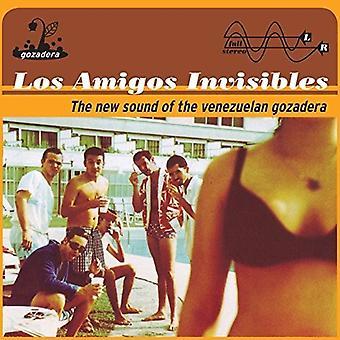 Los Amigos Invisibles - New lyden af den venezuelanske Gozadera [Vinyl] USA importerer