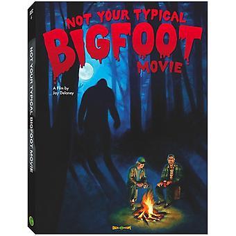 Ikke din typiske Bigfoot film [DVD] USA importerer
