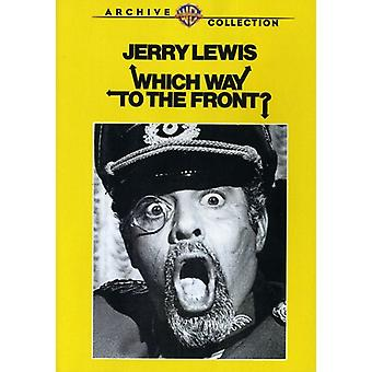 Which Way to the Front [DVD] USA import