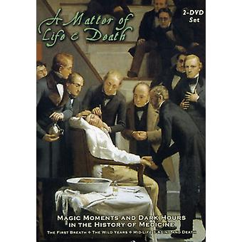 Matter of Life & Death-Magic Moments & Dark Hours [DVD] USA import
