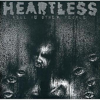 Heartless - helvede er andre mennesker [CD] USA import