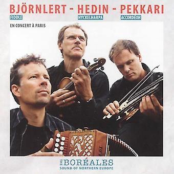 Bjornlert/Hedin/Pekkari - Live i Paris [CD] USA import