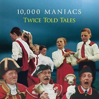 10,000 maniacs - deux fois dit importation USA Tales [CD]