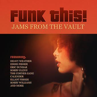 Forskellige kunstner - Funk dette: Syltetøj fra Vault [CD] USA importerer