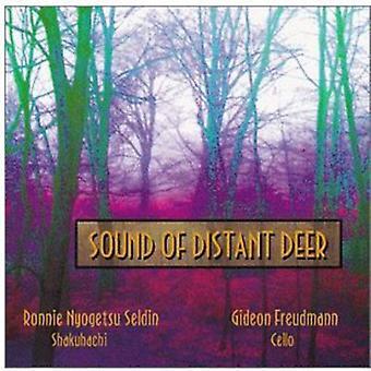 Gideon Freudmann - lyden af fjerne hjorte [CD] USA import