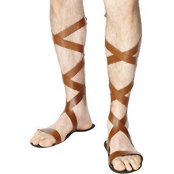 Costume di antico romano Sandali Romano da legionario Sandali