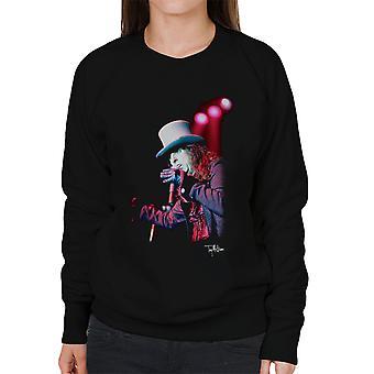 Alice Cooper Hut Damen Sweatshirt durchführen