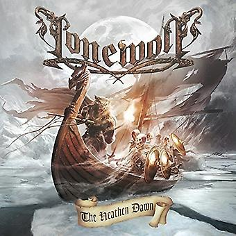 LoneWolf - hedenske Dawn [CD] USA importerer