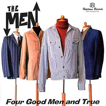 Mænd - fire gode mænd & sande [CD] USA importerer