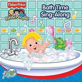Bath Time Sing-Along - Bath Time Sing-Along [CD] USA import