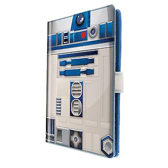 STAR WARS R2D2 Tabletfodral 10