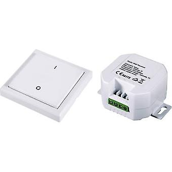RSL Wireless switch set Surface-mount, Recess-mount
