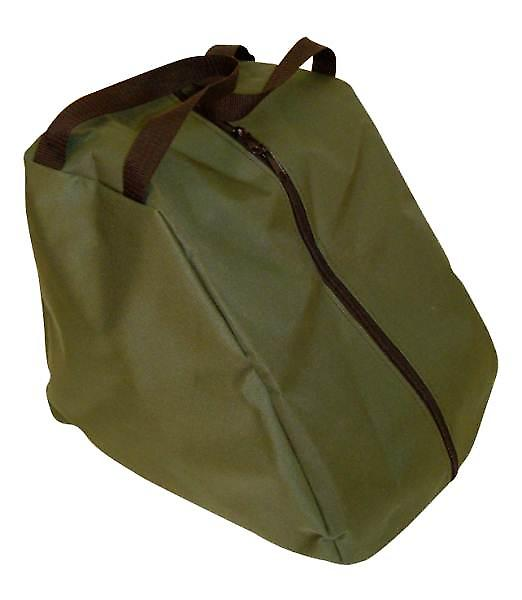 Walking Boot Zipped Carry Bag in waterproof heavy duty canvas material