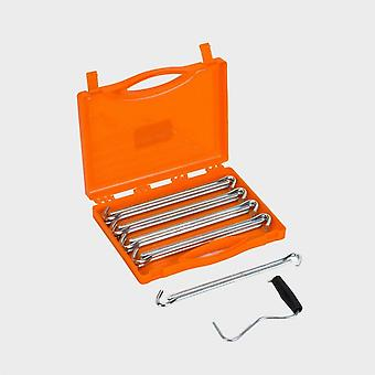 Vango Anchor Steel Peg Set