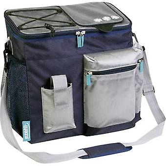 Party cooler Travel in Style 18 Navy, Silver 18 l EEC=n/a Ezetil