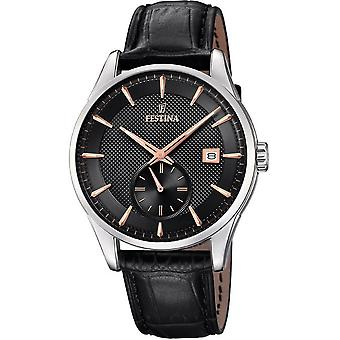 Festina mens watch classic retro F20277/4