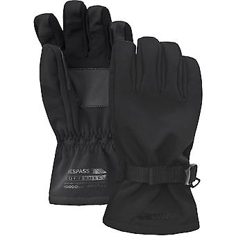 Trespass Mens & Womens/Ladies Goten Waterproof Softshell Gloves
