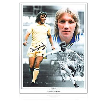 Tony Currie undertecknat Leeds United foto