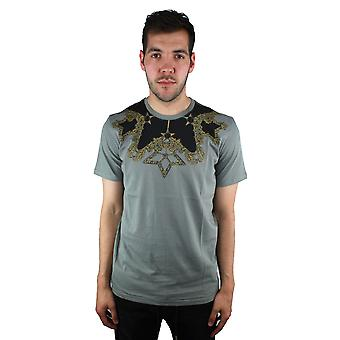 Versace Collection V800683S VJ00289 V7652 Grey T-Shirt