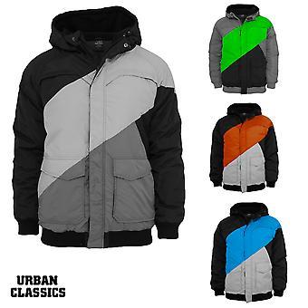 Urban classics zig zag FastLane jacket