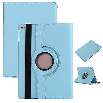Cover 360 degrees light blue case cover pouch bag for NEW Apple iPad 9.7 2017 new