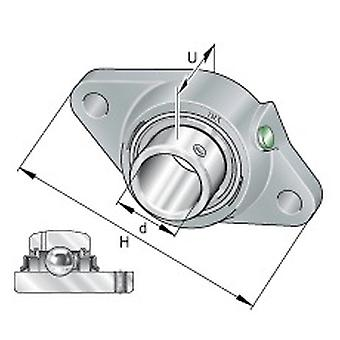 INA RCJTY12-XL Flanged Housing Unit